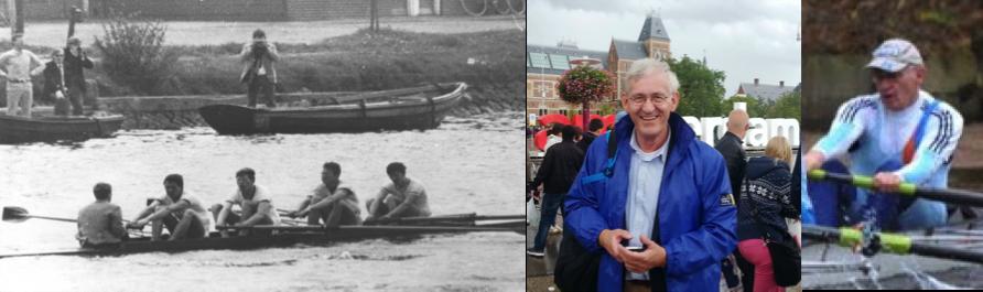 """vlnr. """"Broertjesvier"""" van coach Herman Gombert, 1970 (bg); Vrijwilliger bij WK 2014; Beatrix anno nu"""