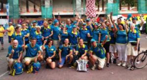 Vrijwilligers van de Grand Départ 2015
