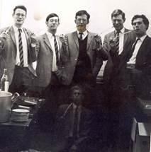 Kees (midden), Broertjesvier (1969)